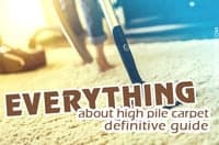 High Pile Carpet – Definitive Guide