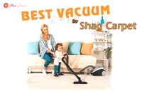 Discover Top 5 Best Vacuums for Shag Carpet 2020