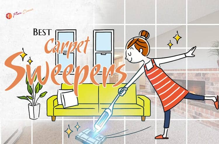 Best Carpet Sweepers Reviews 2019