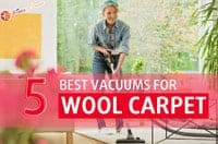 Find the Best Vacuum for Wool Carpet