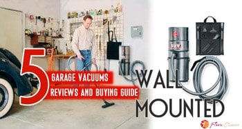 Best Garage Vacuums Wall Mounted