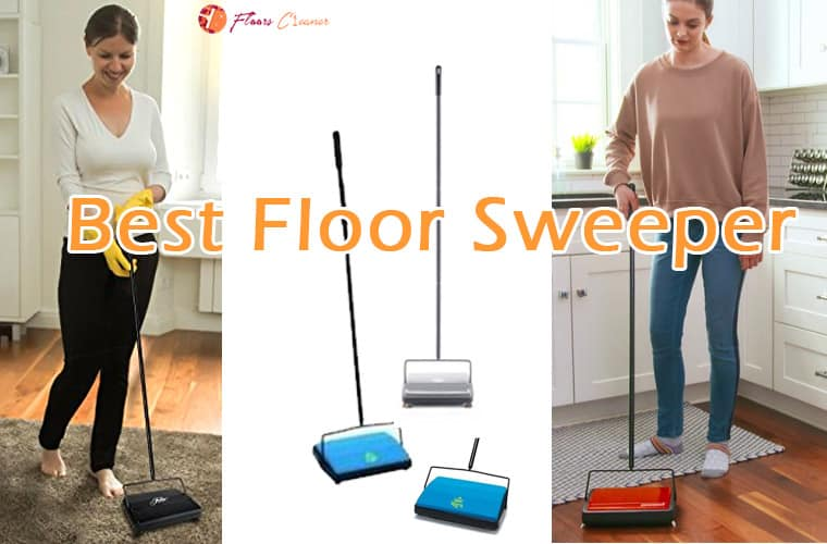 Best Floor Sweeper Review 2020