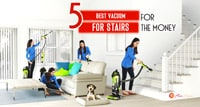 TOP 5 Best Vacuum for Stairs
