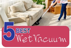 TOP 5 Best Wet Vacuum